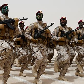 Faisal Al Nasser / REUTERS